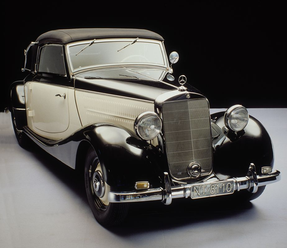 Typ 170 V Cabriolet A, 1938