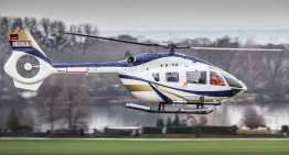 Fly the Mercedes-Benz style – The first Mercedes Benz Style H145 has been delivered