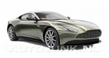 Aston Martin DB11 is here! Gives the S-Class Coupe the chills