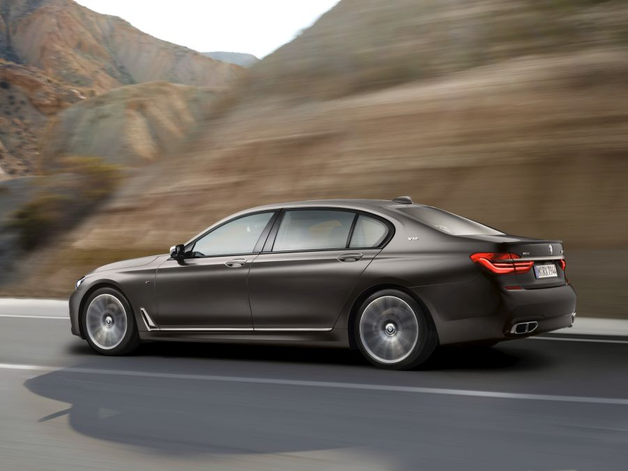 BMW Li XDrive A New Rival For MercedesBenz S MercedesBlog - 760 bmw