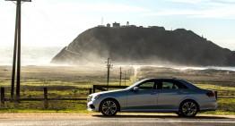 Make it last – California road trip onboard a Mercedes-Benz E 350