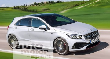 The 2018 Mercedes A-Class and the second generation compact family