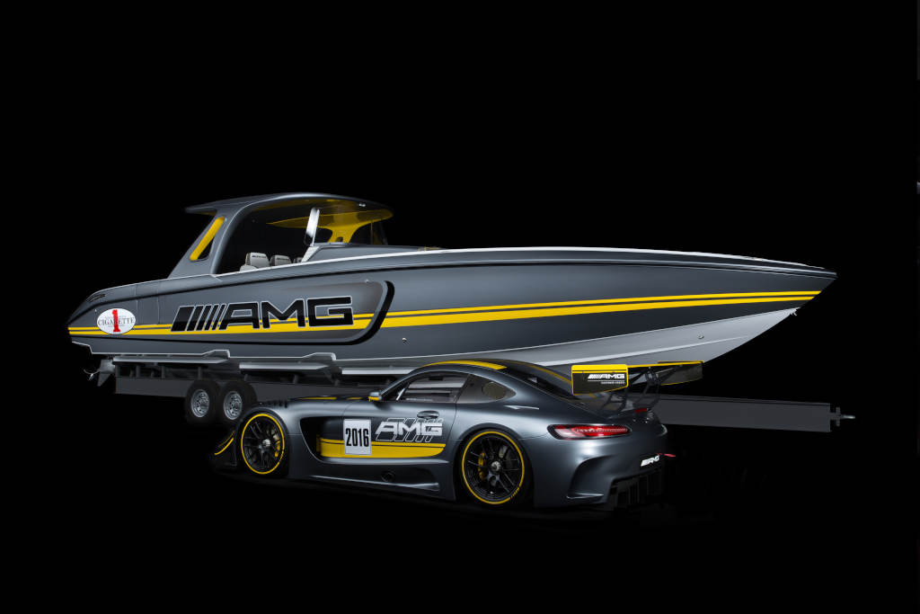 Mercedes-AMG-GT3-powerboat