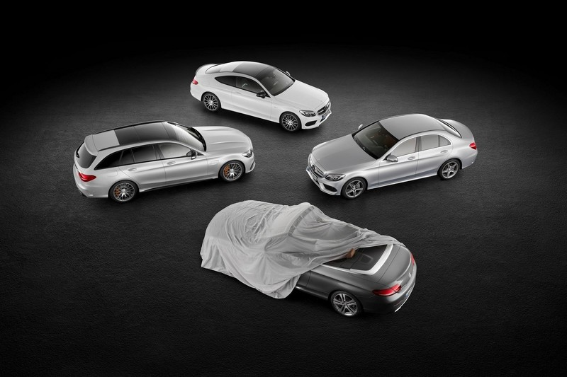 Mercedes-Benz C-Class Cabriolet 4