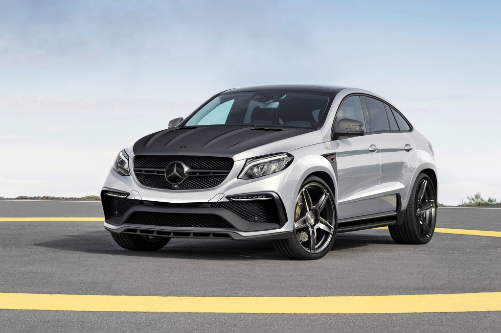 Mercedes-Benz GLE Coupe Inferno