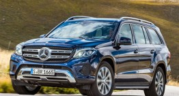 Mercedes-Maybach GLS vs rivals