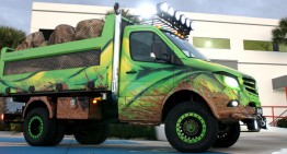 From mild to wild – The Mercedes-Benz Sprinter Extreme