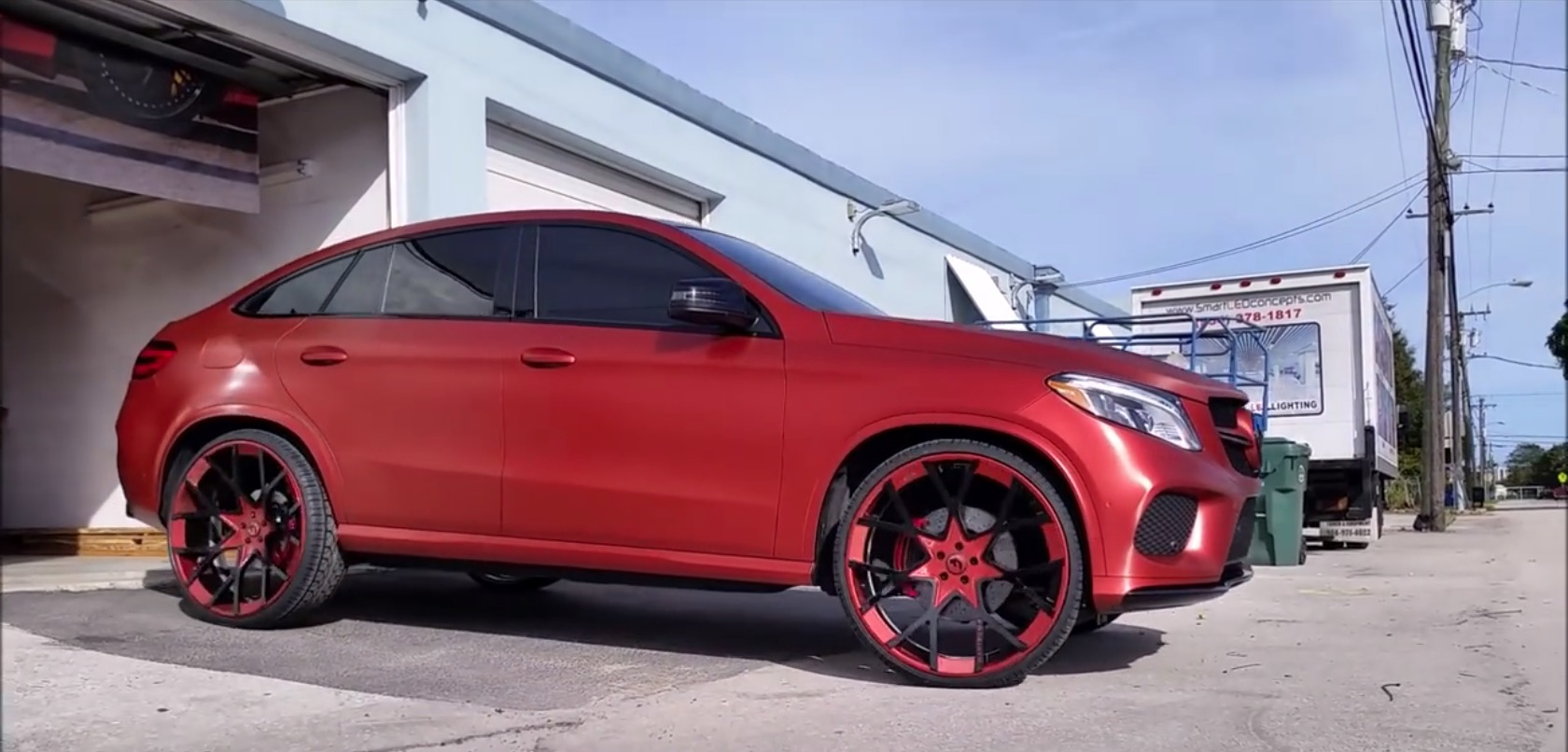 The Next Hip Hop Star The Mercedes Gle 450 Amg Coupe By