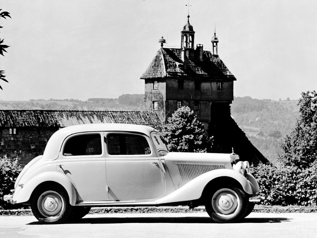 Mercedes-Benz Typ 170 V Limousine