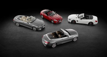 The year of the dream cars – See every model presented by Mercedes-Benz in 2016