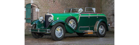 1926 MERCEDES-BENZ 24 100 140 PS MODEL K La Baule Transformable
