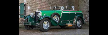 1926 MERCEDES-BENZ 24 100 140 PS MODEL K La Baule Transformable