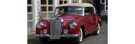 1953 Mercedes-Benz 300 D 'Adenauer' Cabriolet