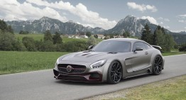 The ace up Mansory's sleeve – the 730 HP Mercedes-AMG GT