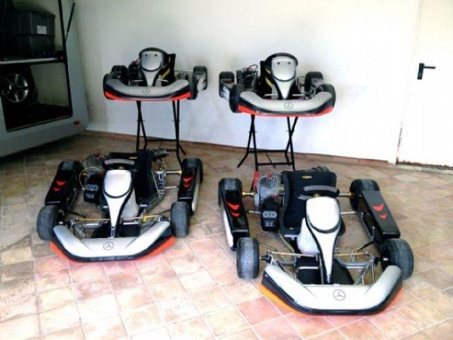 McLaren karts