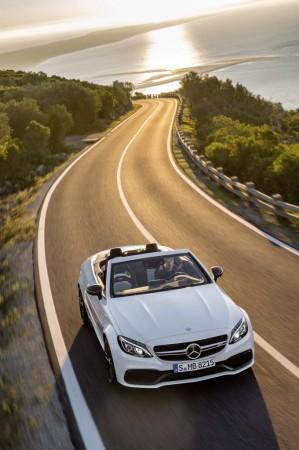 Mercedes-AMG C 63 Cabriolet (10)