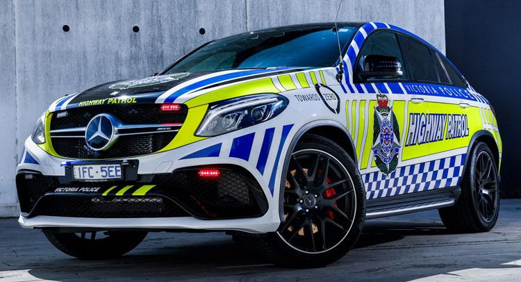 Mercedes-AMG Police Car (5)