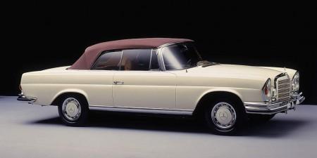 Techno Classica Mercedes-Benz Typ 280 SE Cabriolet 3.5