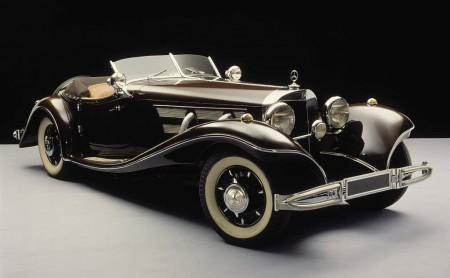 Techno Classica Mercedes-Benz Typ 500 K Luxusroadster