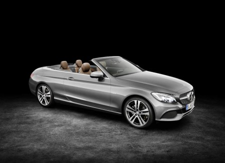 Techno Classica Mercedes-Benz C 220d 4MATIC Cabriolet Edition 1 ( A 205 ) 2016
