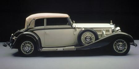Techno Classica Mercedes-Benz type 500 K