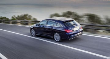 Update for Mercedes CLA and CLA Shooting Brake