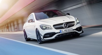 Refreshed Mercedes CLA now available to order from 29,250 euro