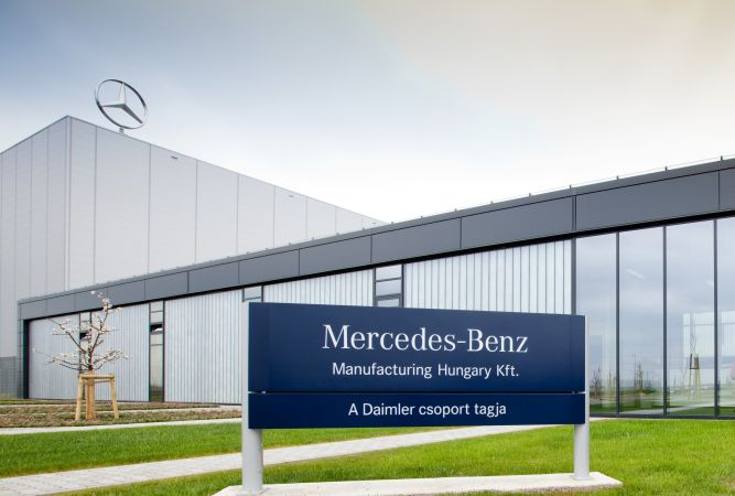 Mercedes engine plant in Poland?