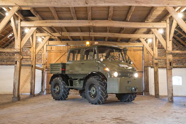 Unimog 406.101 ATV 1983