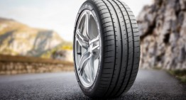 Mercedes supplier Goodyear launches new Eagle F1 Asymmetric 3 summer tire