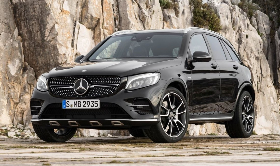 Mercedes benz glc is the most popular compact premium car for Mercedes benz compact car