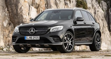 Mercedes-Benz GLC is the Most Popular Compact Premium Car of 2016