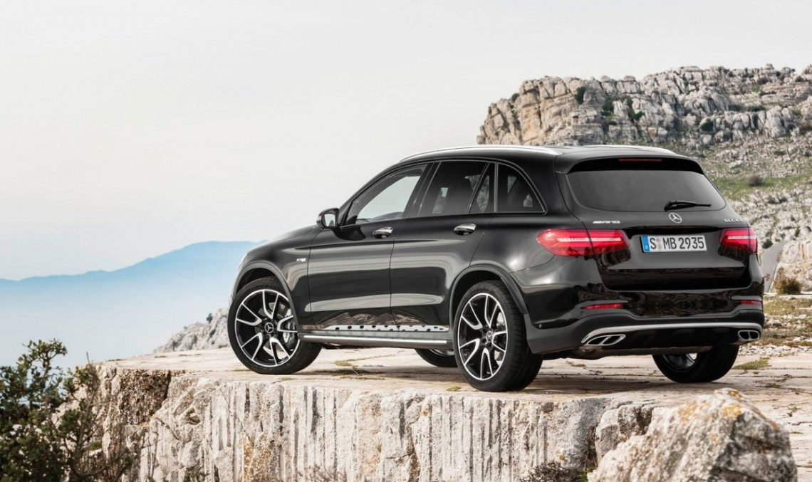 Mercedes-AMG GLC 43 4Matic detailed in first official video