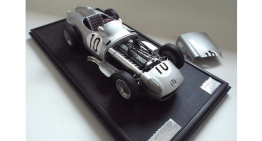 Small, not cheap. Mercedes W196 Amalgam model heading to auction