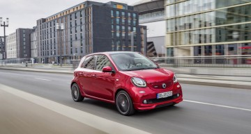 Big party for the tiny smart – 2 million cars sold worldwide