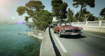 Classic Car Travel – Drive a classic convertible in the South of France