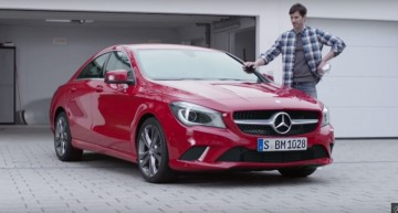Car comes first – Mercedes-Benz advertises for genuine car care products