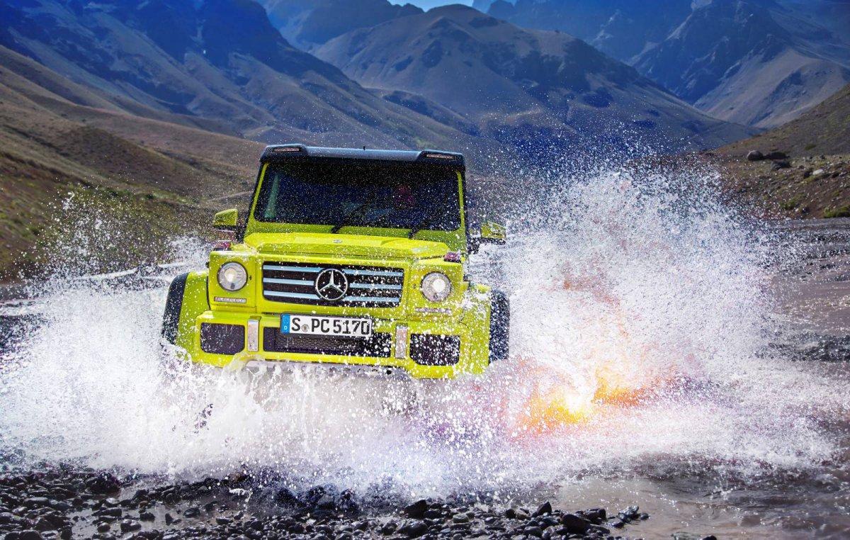 Mercedes-Benz-G500-4x4-Concept