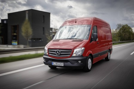 Mercedes-Benz Sprinter 2016 Mercedes-Benz Vans