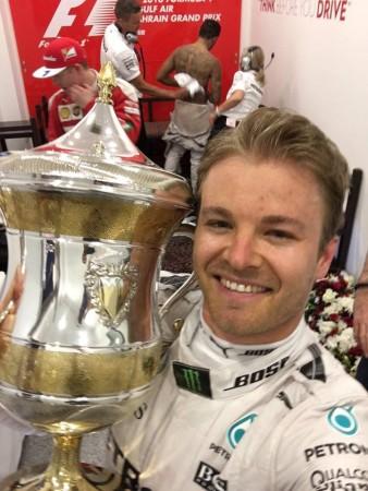 Nico Rosberg Mercedes AMG PETRONAS
