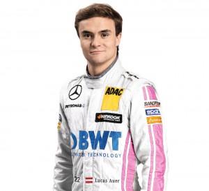 Pink DTM Lucas Auer