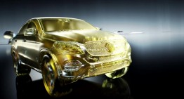 Fluid gold – The genuine Petronas Mercedes Engine Oil
