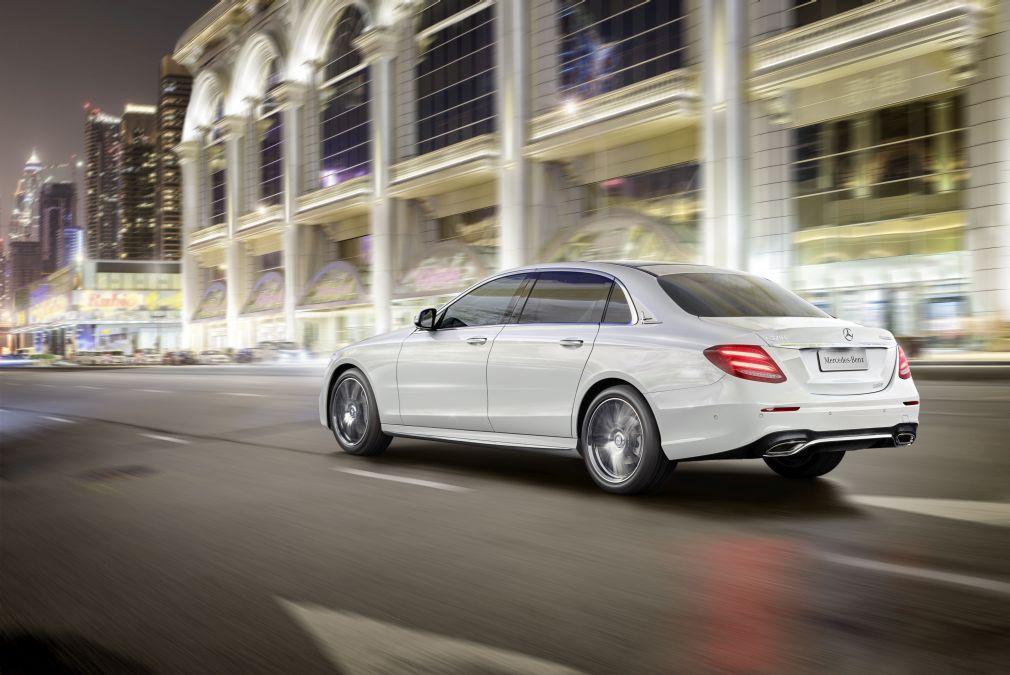 Mercedes E-Class long