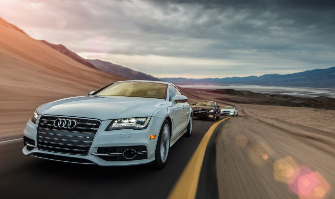 April 2016 sales: Audi beats Mercedes by 287 cars in April. Mercedes sales still No.1 in 2016