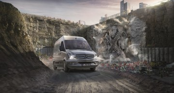 Mercedes-Benz Sprinter Premium Edition – A workhorse revamped
