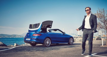 New Mercedes-Benz sales record in May, driven by dream cars