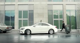The romantic crash – Funny new Mercedes-Benz commercial goes viral