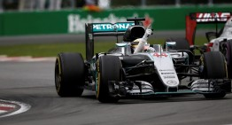 Hamilton wins, Rosberg fails to make it to the podium