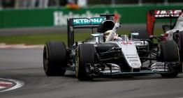 Hamilton wins, Rosberg fails to make it to the podium