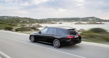 Official: the new Mercedes-AMG E 43 4Matic Estate